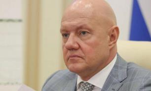 Мосгорсуд утвердил арест вице-премьера Крыма