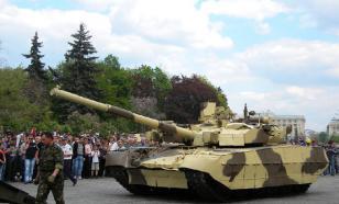 """Украина не смогла создать для США обещанный танк """"Оплот"""""""