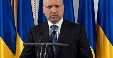Турчинов направился в Славянск, чтобы лично командовать карательной операцией