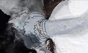 Зафиксирована нестабильность ледника на российской Северной Земле