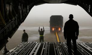Посольство США в Багдаде рассылает сотни тонн неизвестного груза по всему миру