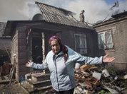 Украина: насилие, казни, трансплантологи