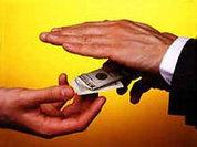 Взятки станут платными