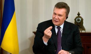 """Интерпол прекратил розыск Януковича, признав требования Киева на этот счет """"сомнительными"""""""