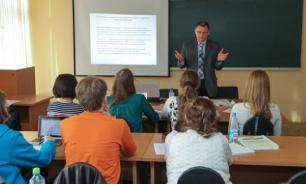Министр просвещения призвала уважать учителей