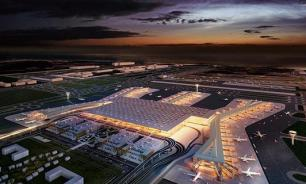 Крупнейший в мире аэропорт открыли в Стамбуле