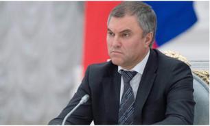 Володин уличил польские власти в ущербности