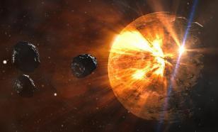Ученые предсказали постепенное уменьшение Солнца
