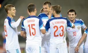 Победа сборной России в матче с Лихтенштейном – 7:0