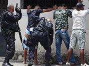 "В Рио малолетних наркоманов ""собирают"""