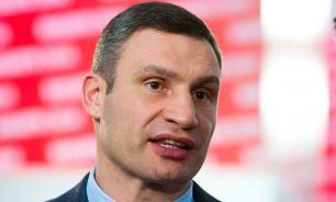 "Сила слова: Кличко не совладал с ""тоталитаризмом"". Видео"