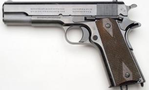 Пятерка лучших пистолетов Второй мировой