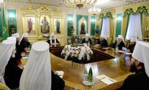 Синод РПЦ поддержал Украинскую православную церковь