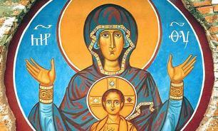 """Богородица """"Знамение"""": чудо победы для веры"""