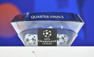 Жеребьевка Лиги чемпионов: Месси и Роналду могут встретиться в финале