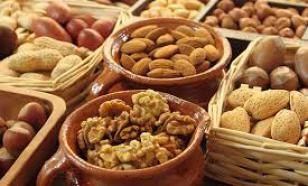 Роль орехов в спортивном питании