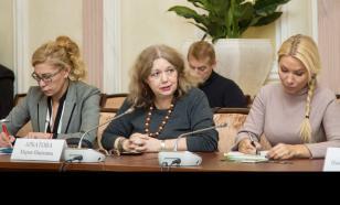 Цветков и Арбатова названы  самыми активными  защитниками женщин