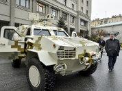 Выбор Киева: доброе слово и... пистолет