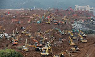 Шэньчжэньский оползень в Китае: исчезли 76 человек