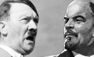 На выборах мэра столкнулись Ленин и Гитлер