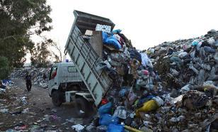 Столицу Ливана после ливней затопили реки из мусора