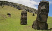 """Зачем идолам острова Пасхи """"шляпы"""""""