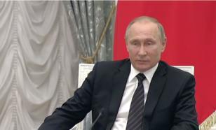 Путин: у официальных структур на Западе свои задачи в отношении России