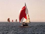Крестный ход по двум морям
