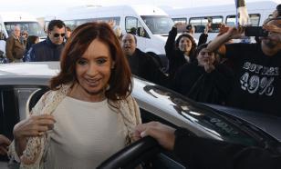 Арестовано имущество экс-президента Аргентины Кристины Киршнер