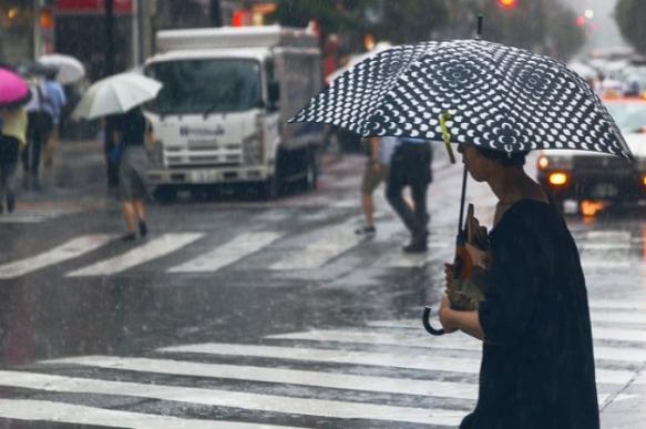 Власти Японии эвакуируют более 700 тыс. человек из-за сильных ливней