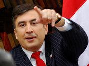 Саакашвили научит Порошенко жевать