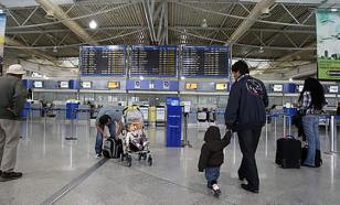 2,3 миллиона евро попыталась провести в Грецию гражданка России