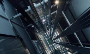 Девятилетняя китаянка выжила после падения лифта с 19 этажа