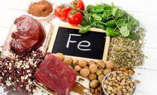 Пищевые источники железа