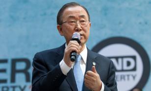 Генсек ООН восхищен внешней политикой Путина
