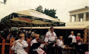 Фестиваль в Витебске — пируэт над васильками