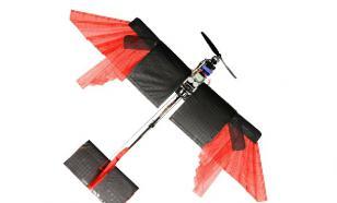 """В Швейцарии создан дрон с """"птичьими"""" крыльями"""