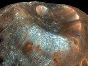 Марсиане переселились на Фобос?