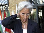 Директор МВФ привезла в Россию советы