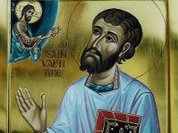Посмертное мученичество святого Валентина