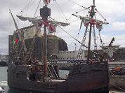 Найден легендарный корабль Христофора Колумба