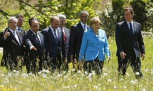 """Германия настаивает на приглашении России на саммит """"большой семерки"""""""