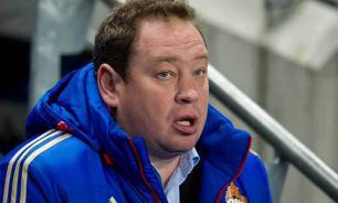 Футболисты сборной России подрались из-за Слуцкого