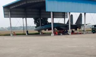 Опубликованы первые фото китайских Су-35
