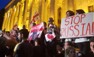 Политолог: Грузия митингует на экспорт по заказу Запада