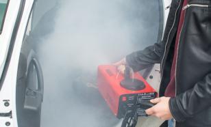 """Технология """"Сухой Туман"""" или как избавиться от неприятного запаха в салоне авто!"""
