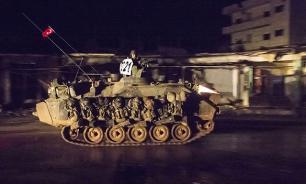 Турция отказалась от операции в Сирии