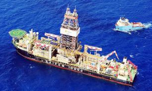 Военные корабли Турции остановили около Кипра буровое судно