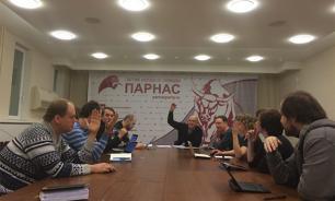 """""""Гражданская платформа"""" собирается посадить Касьянова"""