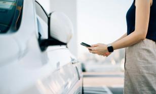 HYUNDAI создал приложение для управления автомобилями с помощью мобильного телефона